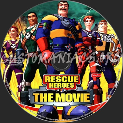 rescue heroes the movie dvd back cover pictures to pin on