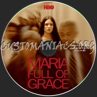 Maria Full Of Grace Essay