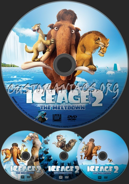 ice age 5 collision course dvd unboxing