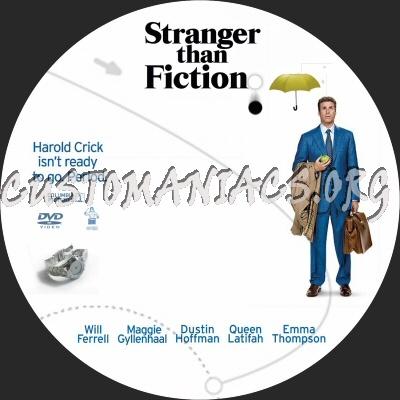 stranger than fiction essay harold crick