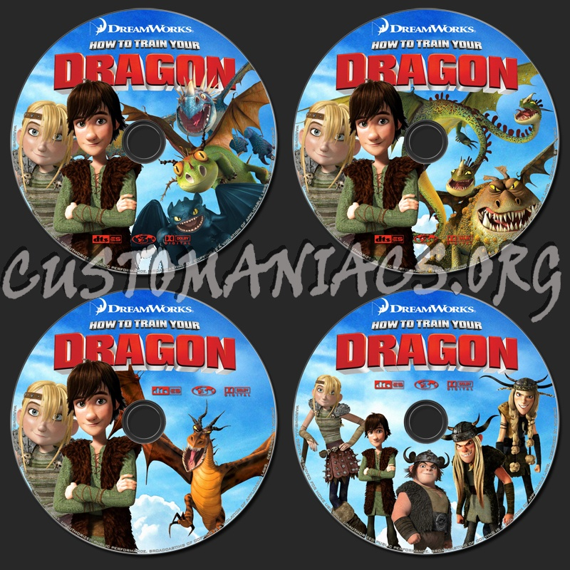 How to train your dragon dvd label dvd covers labels by how to train your dragon ccuart Images
