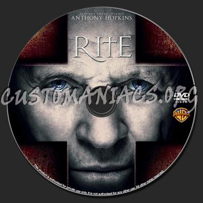 The Rite Dvd Cover