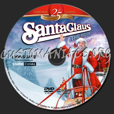 Santa Claus  The Movie  DVD Zone 2  Achat amp prix  fnac