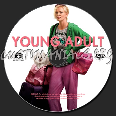 Adult Dvd Label 22