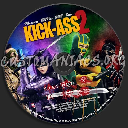go kick ass