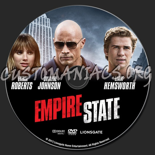 Empire State Dvd Cover Empire stateEmpire State Dvd Cover