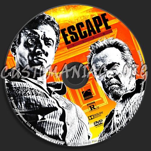 Escape Plan Dvd Label Escape Plan Dvd Label