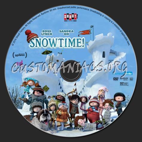 It's Snow Time – December 2015 | pandp