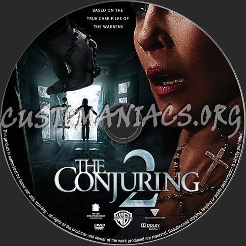 Conjuring 2 Dvd