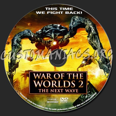 war of the worlds 2. War of the Worlds 2: The Next