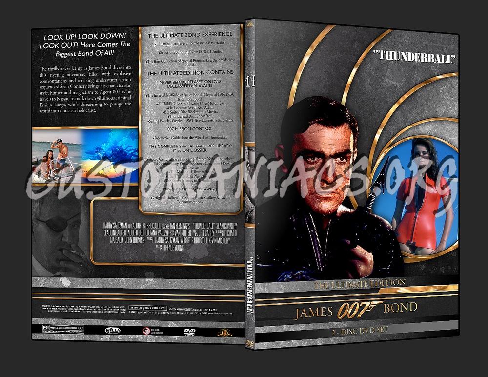Name:  007 James Bond TB thinpack DVD cover 3d.jpg Views: 2808 Size:  506.0 KB