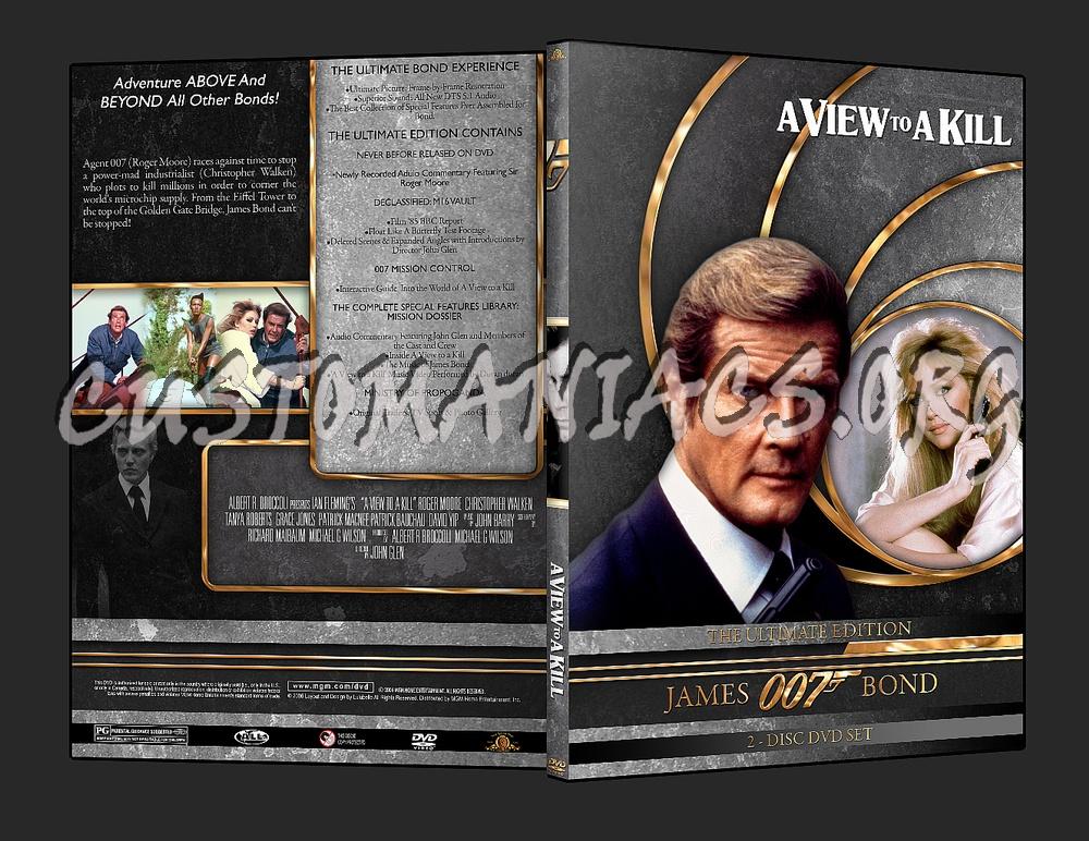 Name:  007 James Bond A View to A Kill thinpack DVD  cover 3d.jpg Views: 2464 Size:  658.3 KB