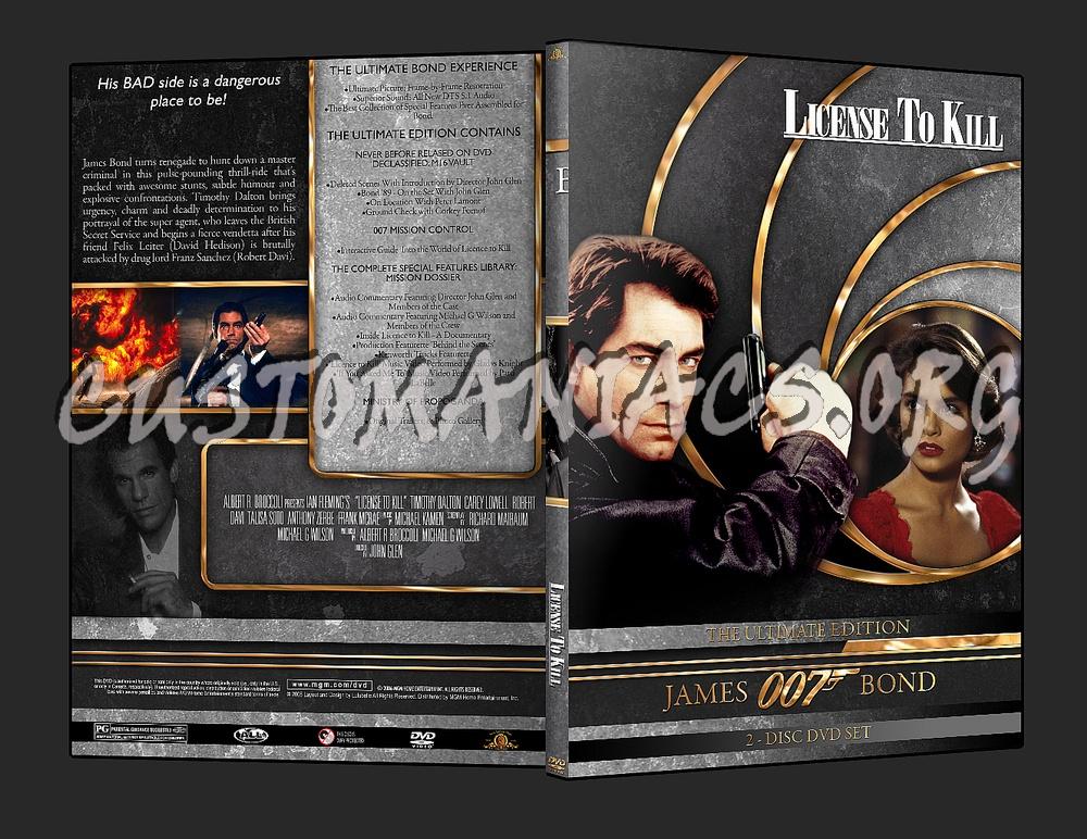 Name:  007 James Bond License To Kill thinpack DVD cover 3d.jpg Views: 3847 Size:  650.5 KB