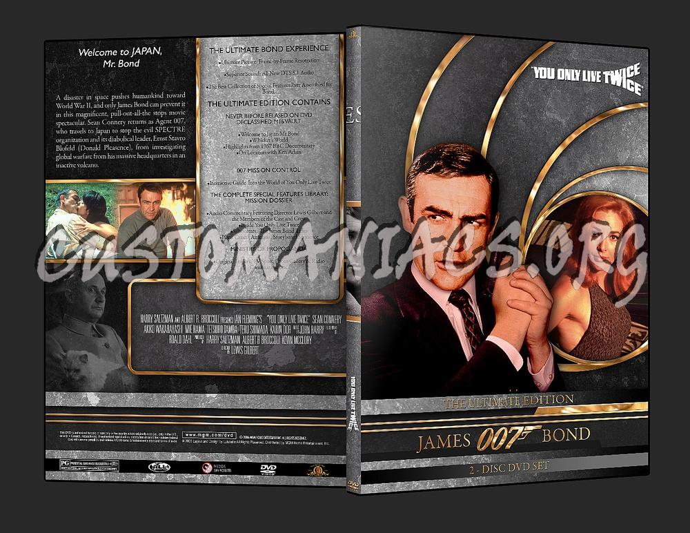Name:  007 James Bond YOLT thinpack DVD cover 3d.jpg Views: 2844 Size:  664.1 KB