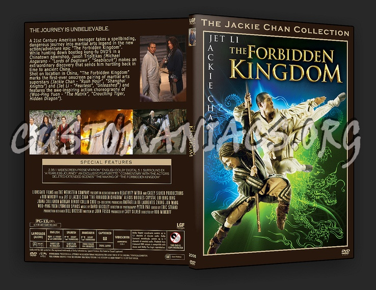 representations of china in the movie the forbidden kingdom essay