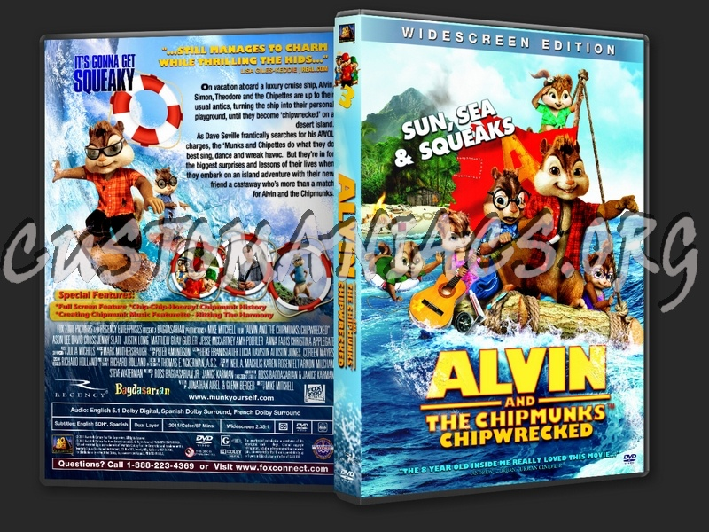alvin and chipmunks chipwrecked the movie dvd agcrewall