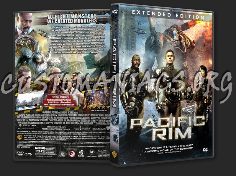 Forum djsale Covers - Page 3 - DVD Covers & Labels by ... Pacific Rim 2013 Dvd Cover