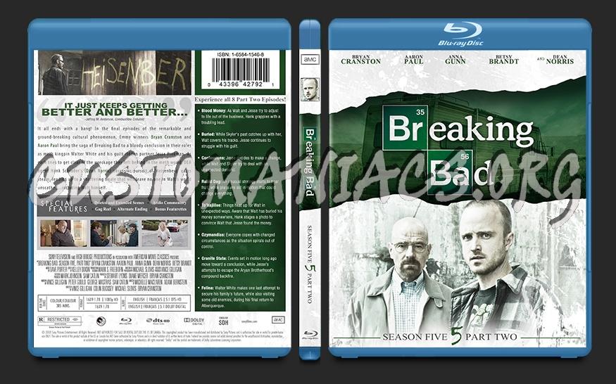 Breaking bad season 6 dvd cover / Star wars episode 3