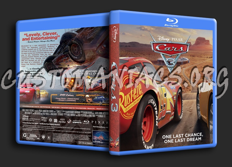 cars 3 dvd cover 2017 cover dudes. Black Bedroom Furniture Sets. Home Design Ideas