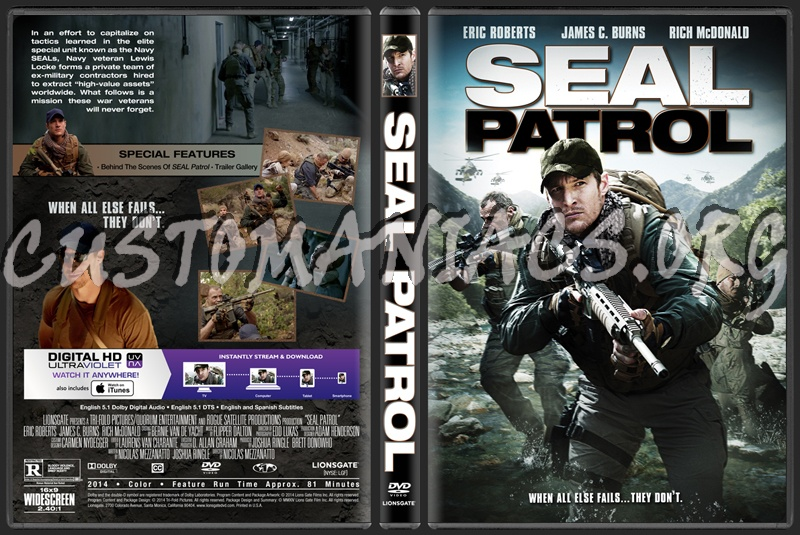 Blackjack seal patrol