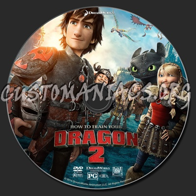 asda how to train your dragon dvd