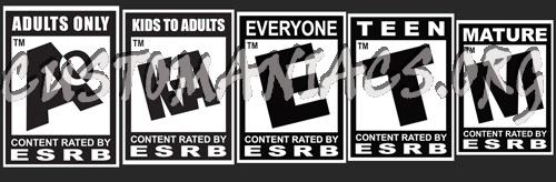 Content mature rating