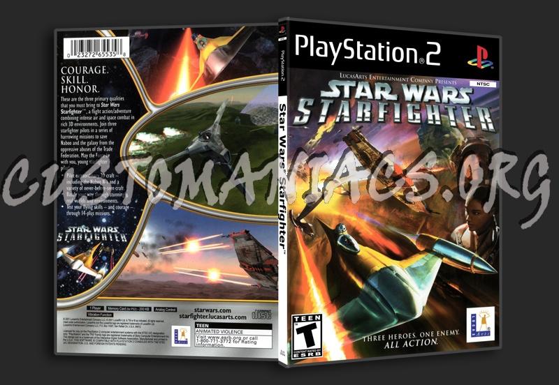 star wars 5 dvd. Star Wars Starfighter