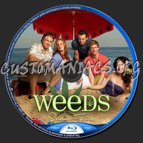 weeds season 4. Weeds - Season 4