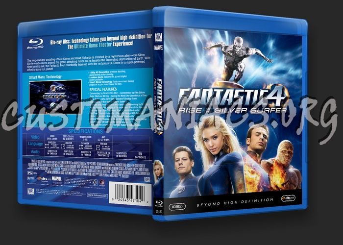 Forum Scanned Blu-Ray Covers