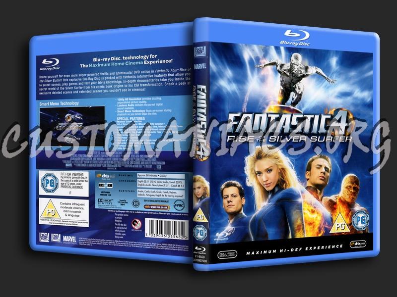 Surfer Blu Surfer Blu-ray Cover