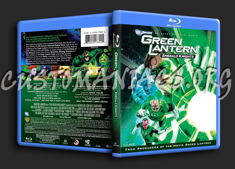 Green Lantern Emerald Knights Amazon Exclusive Limited Edition