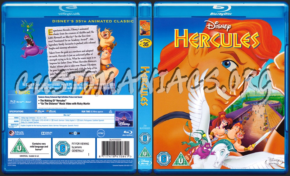 Forum Scanned Blu-Ray Covers - Page 137 - DVD Covers ...