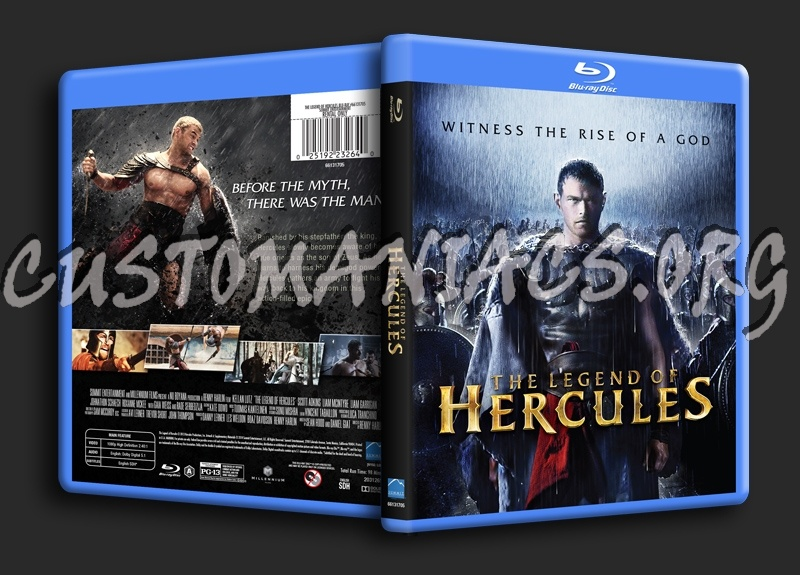 the legend of hercules 2017 blu ray cover