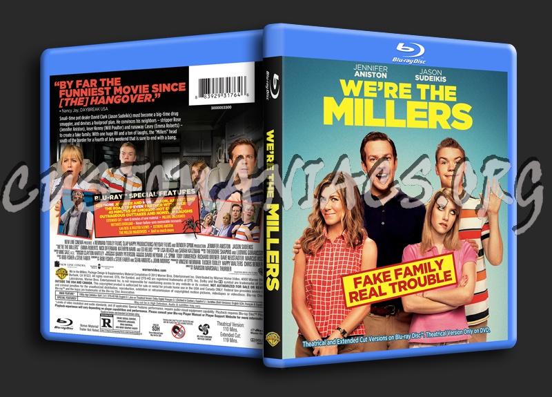 meet the millers dvd