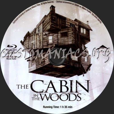 Forum scanned blu ray labels page 42 dvd covers labels by customaniacs - The recreational vehicle turned cabin in the woods ...
