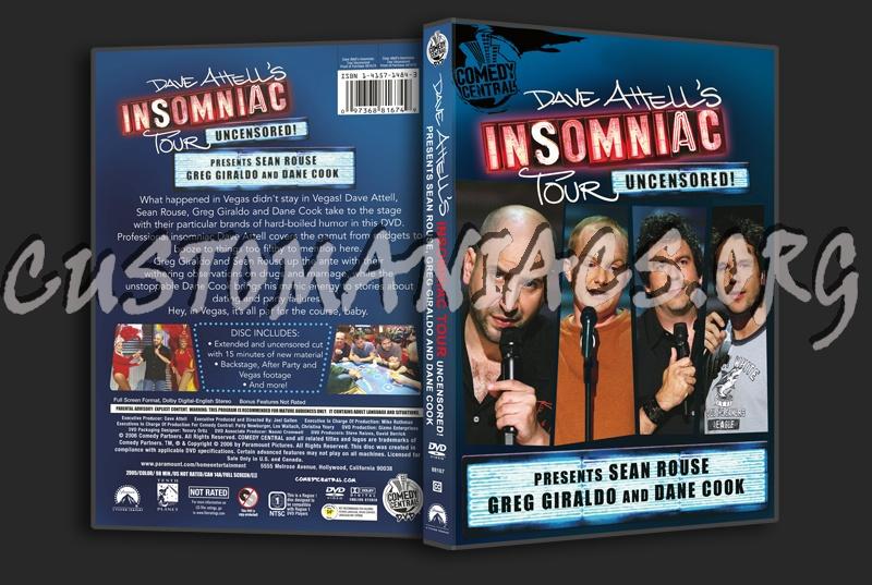 insomniac dave attell. Dave Attell#39;s Insomniac Tour