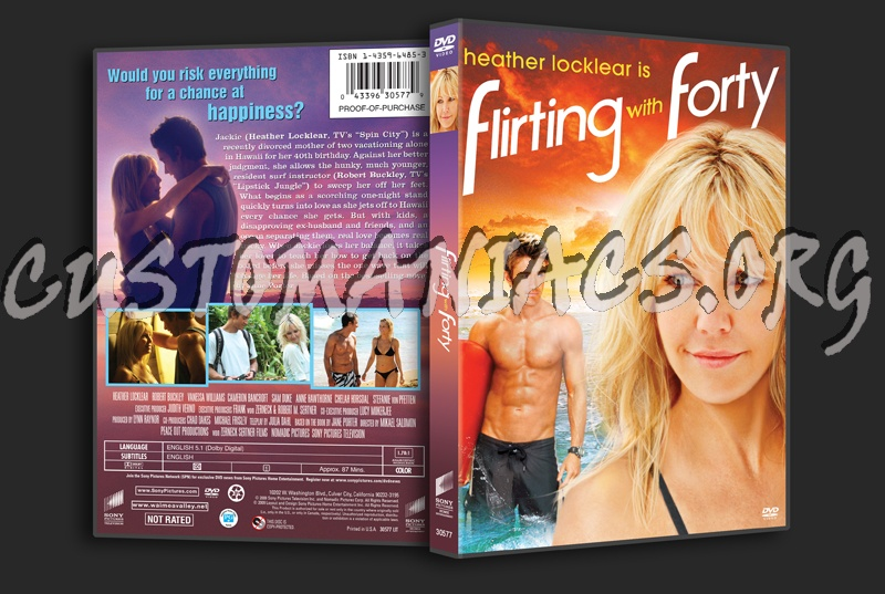 flirting with forty dvd cover full album cover