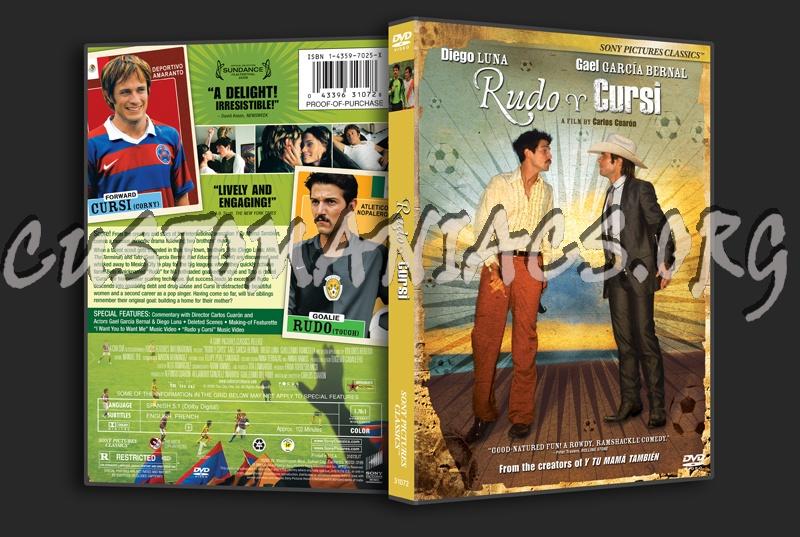 Rudo Y Cursi Dvd Cover