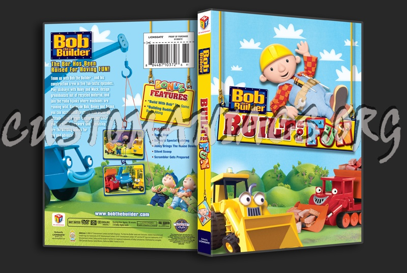 Bob The Builder Built For Fun on Bob The Builder Funny