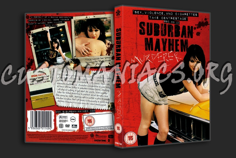 Suburban mayhem movie based on