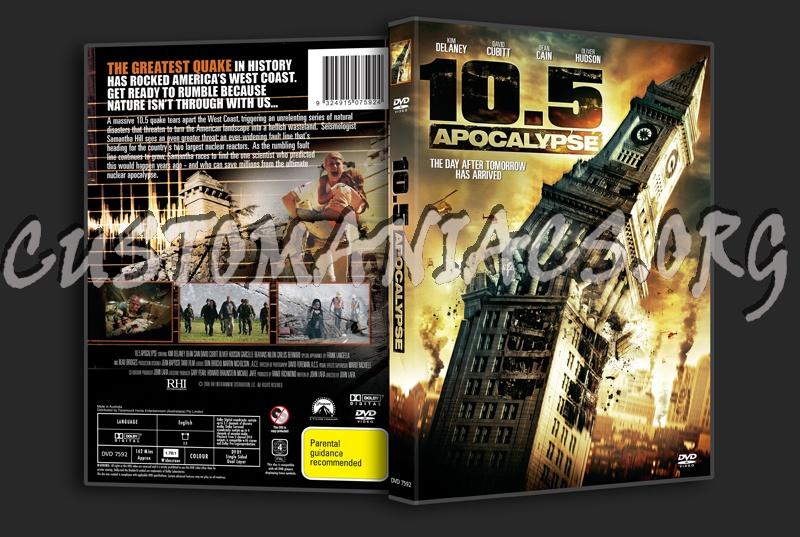 10.5 Apocalypse: The Complete Miniseries 10.5 Apocalypse