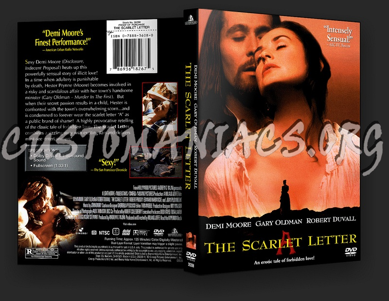 adultery scarlet letter