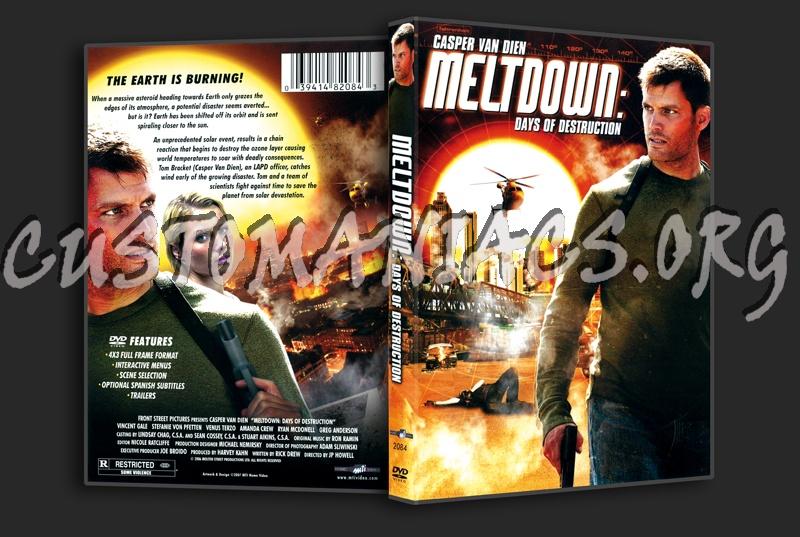 Meltdown days of destruction 2009 french dvdrip by Musbouchdz (freeleech) (www Quebec team Net) preview 0