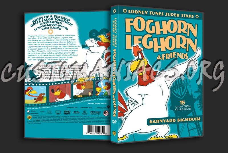 Foghorn Leghorn Dvd Foghorn Leghorn And Friends