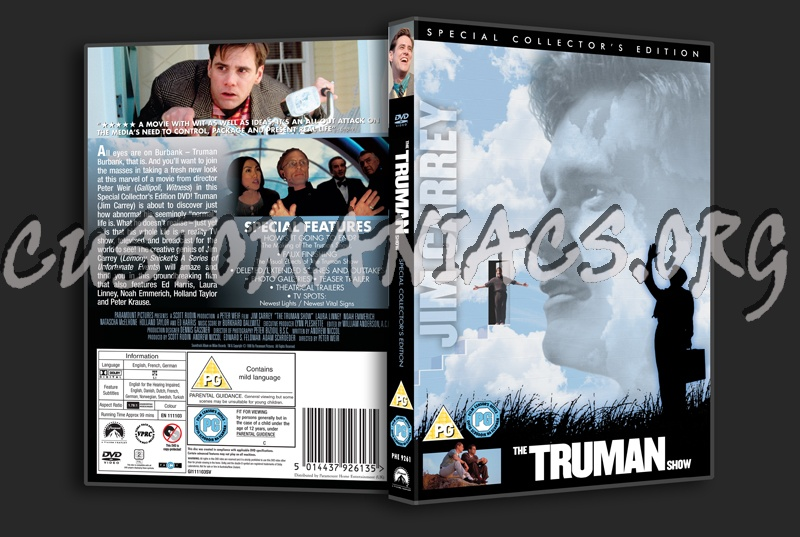 The Truman Show 1998 Watch Full Movie All Language