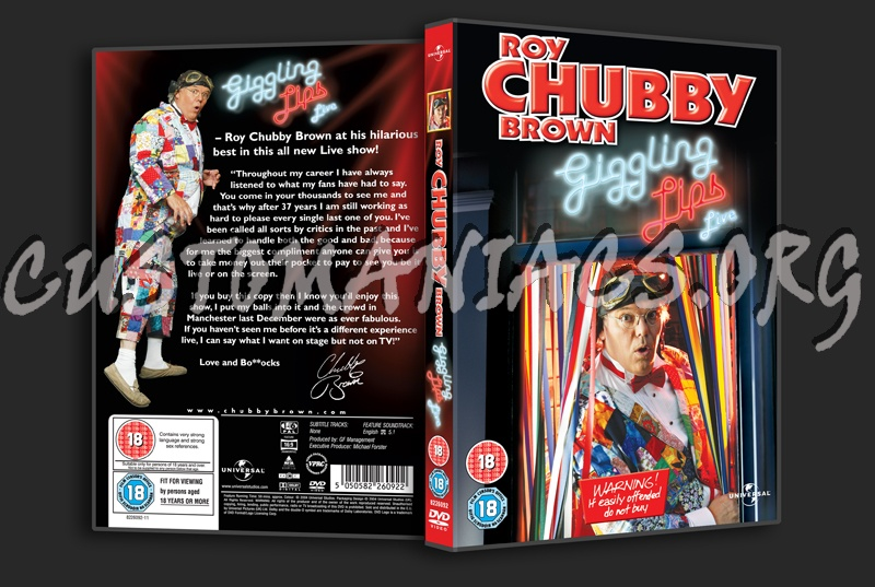 Black Roy chubby brown live