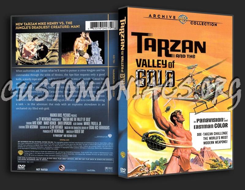 Tarzan 2 Dvd Dvd Label Tarzan And The