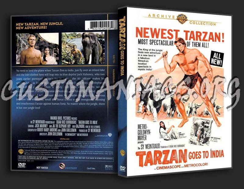 Tarzan 2 Dvd Dvd Label Tarzan Goes to