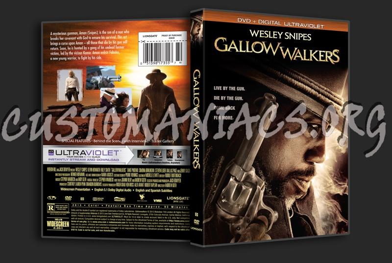 Gallowwalkers dvd cover