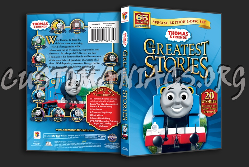 Thomas and friends the greatest stories / Broadway pizza greenlawn menu
